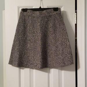 Loft Outlet A line knit skirt Sz XSP